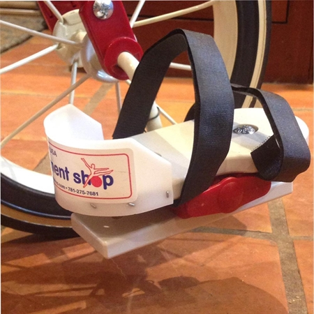 Adapted Tricycle Accessory - Foot Pedal Attachments - Kids Special Needs Adapted Ride Ons