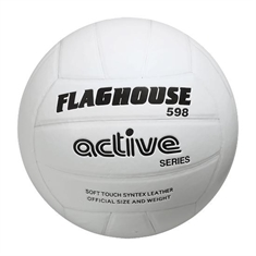 FLAGHOUSE Active Series Synthetic Leather Volleyball