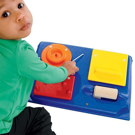 FLYING COLORS� Five - Function Busy Box - Kids Special Needs Multi Sensory Toys