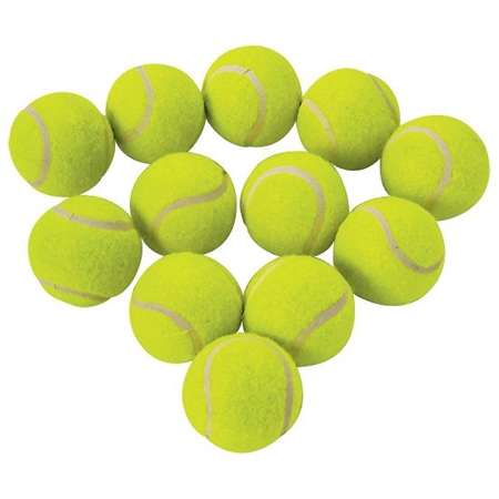 FLAGHOUSE Tennis Balls - Poly Bagged - Dz