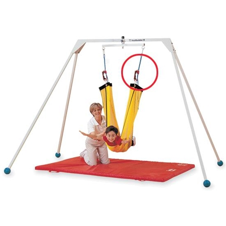 TUMBLE FORMS� Ropes & Ascenders - Kids Special Needs Sensory Integration Vestibular Frames