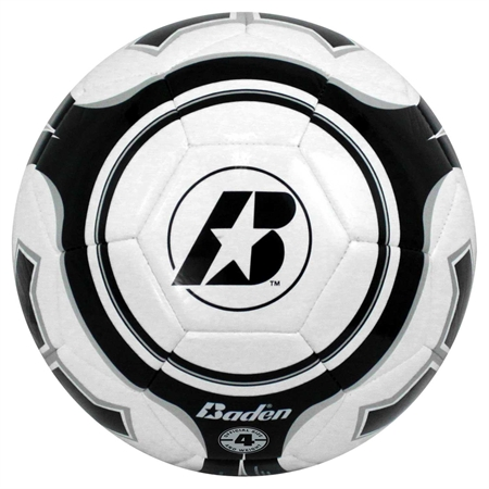 BADEN Synthetic Soccer Ball - Size #4