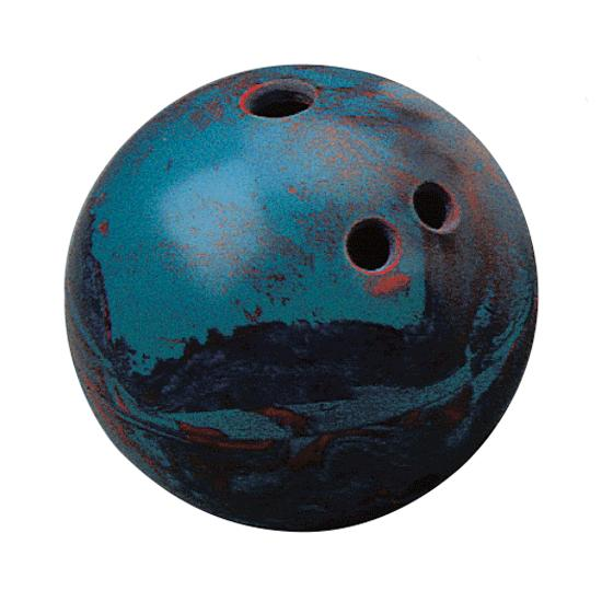 how to play bowling ball
