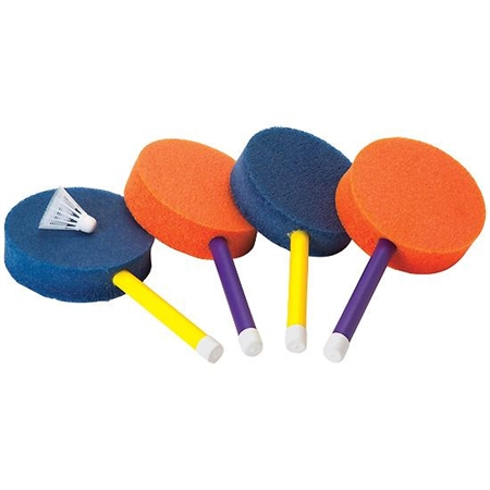 Foam Drum Paddles Set - 7''L Handles