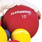 FlagHouse 13'' Playground Ball - Yellow - Thumbnail 1