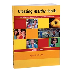 Creating Healthy Habits Book