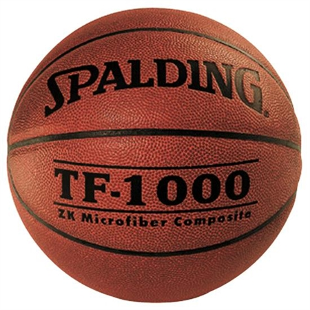 SPALDING Composite Leather Top - Flite 1000 Basketball - Size 6