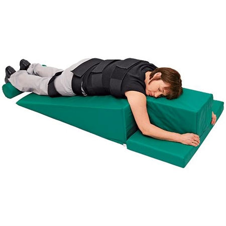 Prone Forearm Supporter - Large - Kids Special Needs Positioning Systems