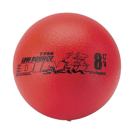 FLAGHOUSE DINO SKINT - Low Bounce - Coated Foam Ball - 8 1/4''