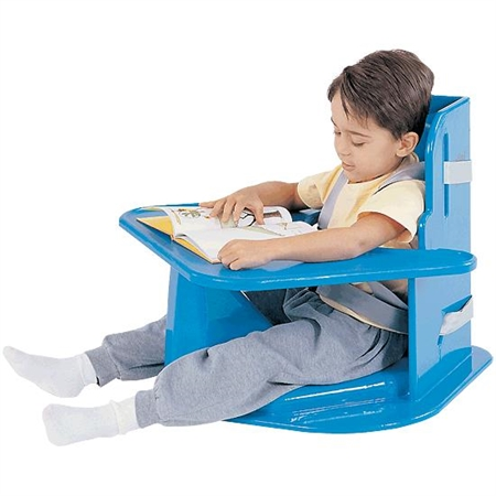 TUMBLE FORMS � Corner Chair with Tray - Kids Special Needs Feeders And Floor Sitters
