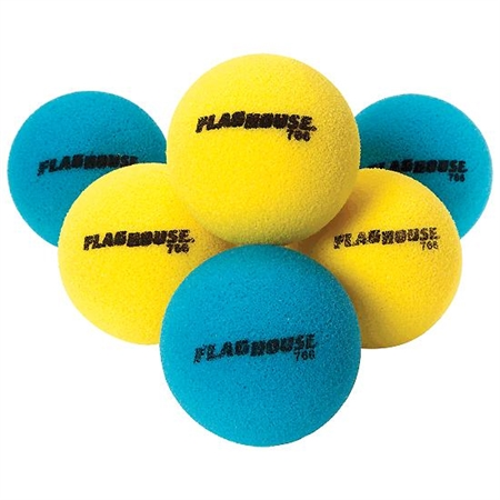 FLAGHOUSE Tennis Ball - Low Bounce - 2 3/4' dia - DZ