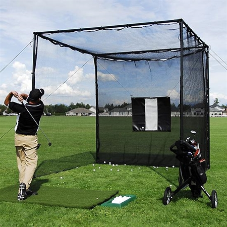 Golf Cage - Full - sized - Freestanding