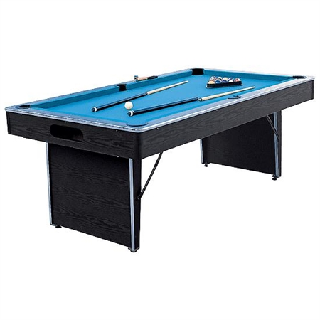 Folding Leg Pool Table