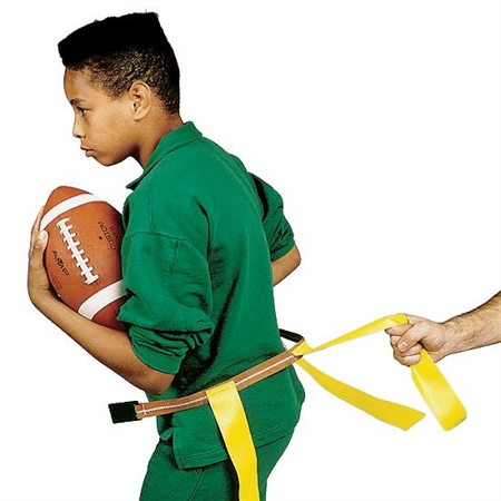 Flag Football - Quick Release Belts - Set of 12