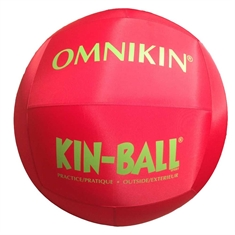 "Omnikin-Ball 33"" Red"