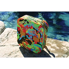 Multi Color Back Float
