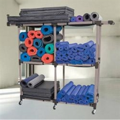 Fitness Yoga Mat Cart