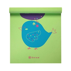 Gaiam Kids Yoga Mat - Bird Song