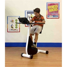 KidsFit™ Pedal Desk  Ages 5-6