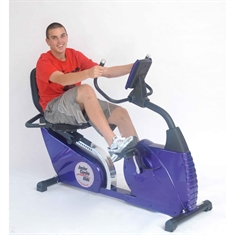 Kidsfit™ Fully Recumbent Bike - Junior