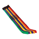 Flying Color 36 inch 6 color Hockey Stick Set