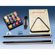 Economy Billiards Accessory Kit
