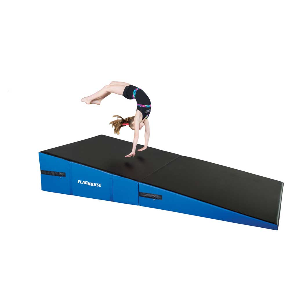 incline ramp goplus home com for mats tumbling exercise dp gym outdoors sports aerobic mat gymnastics and amazon wedge