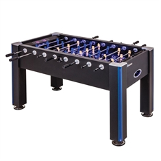 Azure LED Light Up Foosball Table