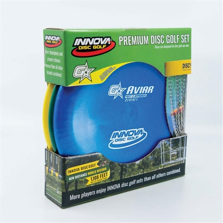 Innova® Disc Golf G Star Set