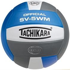 Tachikara® SV-5WM Full Grain Leather Volleyball