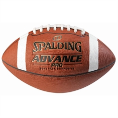 Spalding® Advanced Pro Composite Football - Pee Wee Size