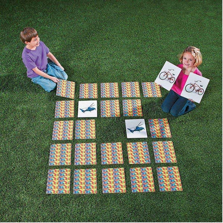 Giant Matching Card Game