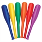 Heavy Duty Plastic Rainbow Giant Bat Set - Thumbnail 1