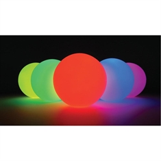 Luster Illuminated Ball