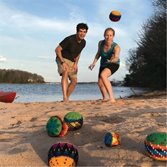 Soft Mini Bocce Set