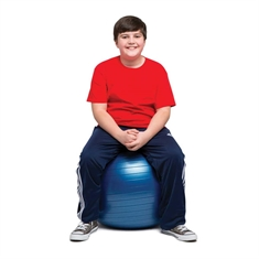 Bouncyband® No Roll Weighted Ball Chair - 55cm