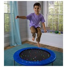 LED Light-Up Trampoline