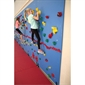 Everlast Chroma® Traverse Wall® - 8' x 40' Wall Package with Cordless Mat-Locking System - Thumbnail 1