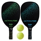 Franklin® Activator Pickleball Paddle Set - Thumbnail 1