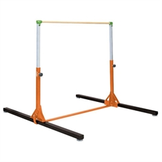 AAI® Elite™ Kids Gym Horizontal High Bar Set