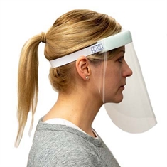Protective Face Shield - 10 Pack