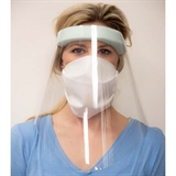 Protective Face Shield - 50 Pack