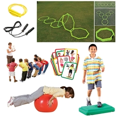 At Home Fitness Kit - Youth