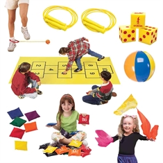 At Home Activity Kit 1