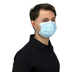 Disposable Face Masks - 50 Pack