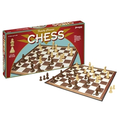 Family Classics Chess Game