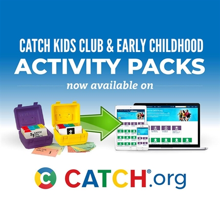 CATCH.org CATCH Kids Club Activity Pack for Grades 5-8
