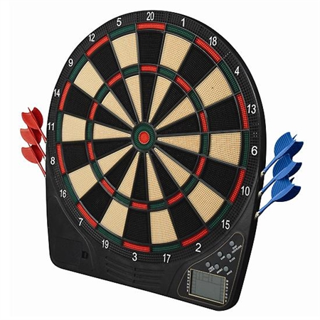 Electronic Dartboard Set - Kids Special Needs Toss And Target Games