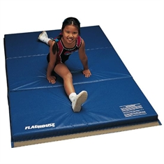 FlagHouse Instructor Mats - 2 Sided Hook & Loop - 4' x 6'