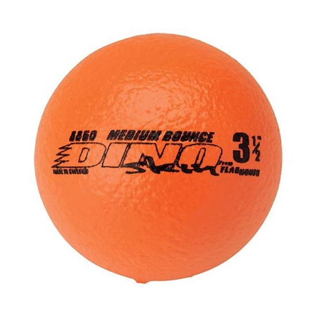 FLAGHOUSE DINO SKINT - Medium Bounce - Coated Foam Ball - 3 1/2'' dia